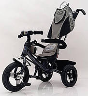 Sigma Lex-007 велосипед дитячий триколісний (12/10 AIR wheels) Grey, фото 1