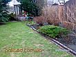 Палісад Газонний світло-коричневий 2,1 метра - декоративний садовий бордюр Palisada MIDI Plus (Польща), фото 5