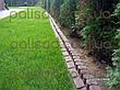 Палісад Газонний світло-коричневий 2,1 метра - декоративний садовий бордюр Palisada MIDI Plus (Польща), фото 6