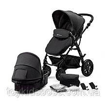 Универсальная коляска 2 в 1 Kinderkraft Moov Black (KKWMOOVBLK2000)