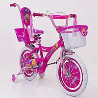 "Дитячий велосипед SIGMA ""BEAUTY-1"" 19ВВ01-16"" Рожевий, фото 1"