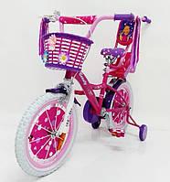 """Дитячий велосипед SIGMA """"BEAUTY-2"""" 19ВВ02-16"""" Фіолетовий, фото 1"""