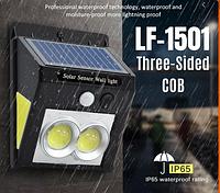 Светильник Bt7 Bl-1501-2 сверхяркий светодиодный настенный светильник с датчиком движения с солнечной панелью