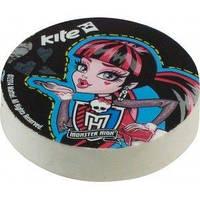 Ластик Monster High(Монстер Хай)  Kite круглый