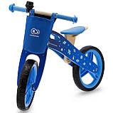 Беговел Kinderkraft Runner Galaxy Blue (KKRRUNGBLU00AC), фото 4
