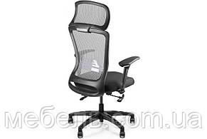 Офисное сеточное кресло Barsky BS-05 Style Grey PL, фото 2