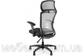 Офисное сеточное кресло Barsky BS-05 Style Grey PL, фото 3