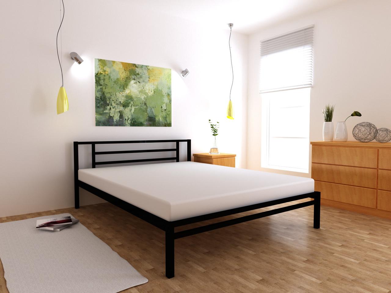 Металлическая кровать Тина 80х190 см ТМ MegaOpt