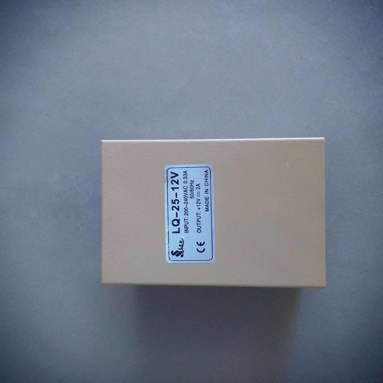 Блок живлення QL 12-24W METAL IP33