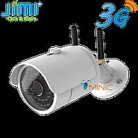 Уличная 3G Wi-Fi IP камера JIMI JH012 (Без коробки), фото 1