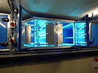 Бактерицидный Облучатель Безозоновый для вентиляционных установок (Antibact Air Fan 60W)