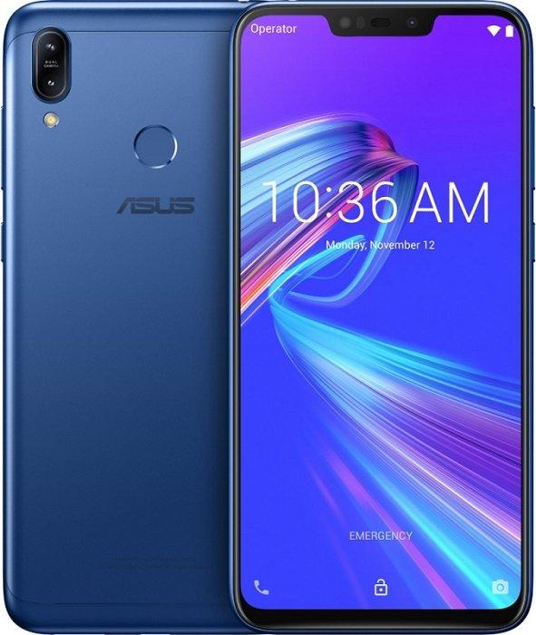 Asus ZenFone Max M2 ZB633KL 4/32Gb blue