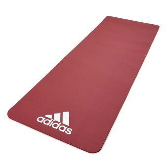 Мат для фитнеса Adidas ADMT-11014RD красный  (ФИТНЕС)