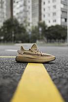 """Кроссовки Adidas Yeezy Boost 350 Earth """"Коричневые"""", фото 2"""