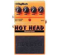 Педаль для гітари DIGITECH DHH Hot Head Distortion