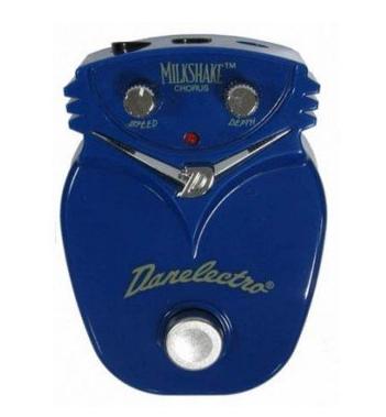 Педаль для гітари DANELECTRO DJ-7 Milkshake Chorus