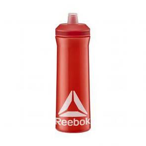 Бутылка для воды Reebok RABT-12005RD красный 0,75л  (ФИТНЕС)
