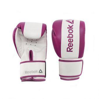 Боксёрские перчатки Reebok Retail RSCB-11110PL 10oz purple  (ФИТНЕС)