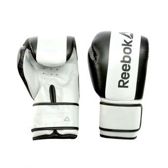 Боксёрские перчатки Reebok Retail RSCB-11114BK 14oz black  (ФИТНЕС)