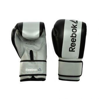 Боксёрские перчатки Reebok Retail RSCB-11116GR 16oz grey  (ФИТНЕС)