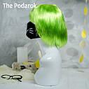 Перука Каре (зелений), фото 2