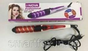 Плойка для волос спиральная Nova 2007