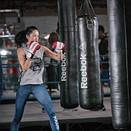 Боксерский мешок Reebok RSCB-11280 Retail 4ft PU Bag  (ФИТНЕС), фото 3