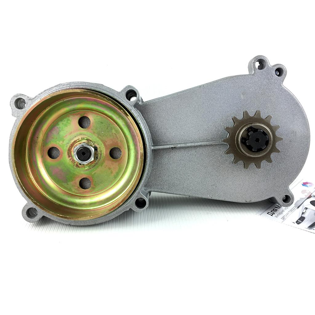 Редуктор 3:1 із зіркою (T8F 14t) ланцюговий понижуючий для квадроцикла, Mini ATV
