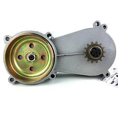 Редуктор 3:1 со звездой (T8F 14t) цепной понижающий для квадроцикла,  Mini ATV