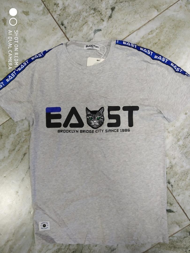 Стильная футболка для мальчика подростка  158-164 см