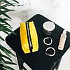 Набор косметичек 2 шт ORGANIZE (желтый), фото 2