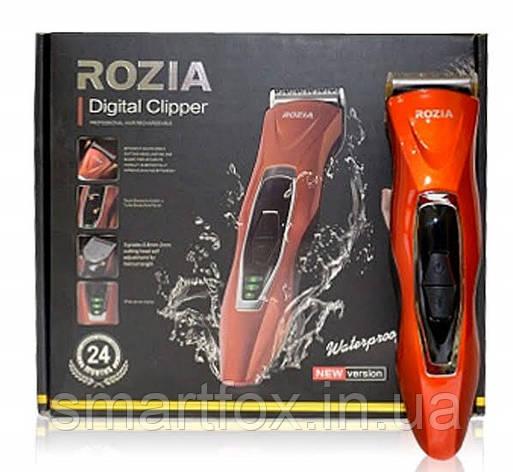 Машинка для стрижки Rozia HQ226T (беспроводная), фото 2