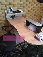 Маникюрный столик, дуб сонома 2