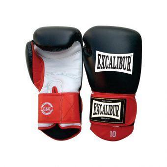 Перчатки боксерские Excalibur 541 Magnum  черный  (ФИТНЕС)