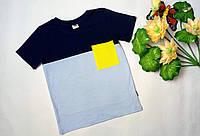 Стильна футболка для хлопчика з бавовни ТМ Hart, фото 1