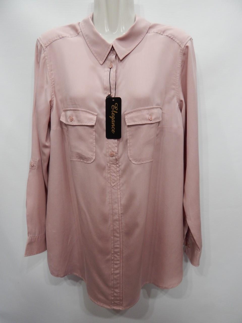 Блуза-рубашка фирменная женская H&M р. 50-52  187бж