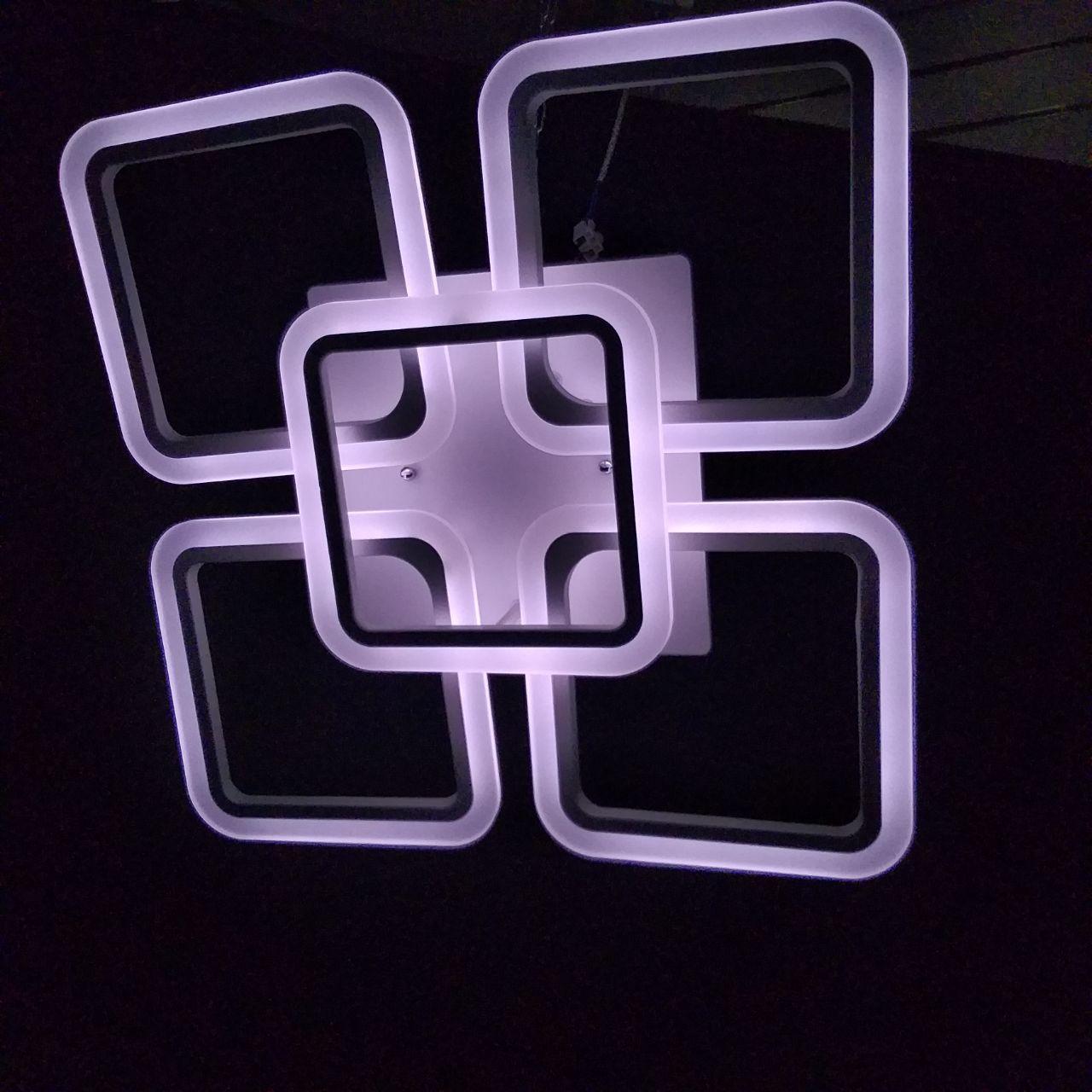 Люстра LED потолочная 20-LI8822/5 +112 W
