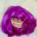 Парик Каре (фиолетовый), фото 4