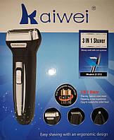 Электробритва Kaiwei Z-312 3в1