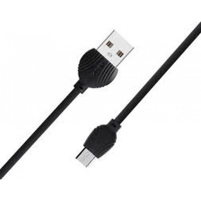 Кабель Awei CL-61 Micro USB 2,5A Чёрный