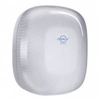 Диспенсер для полотенец прямоуг. белый CP-5009B