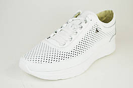 Кросівки Extrem 1851 Білі шкіра