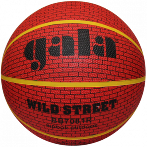 Мяч баскетбольный Gala BB7081R (дом)