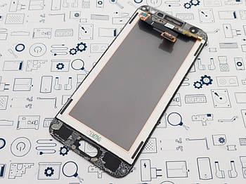 Дисплей Samsung J330F Galaxy J3 2017 модуль золото Сервисный оригинал