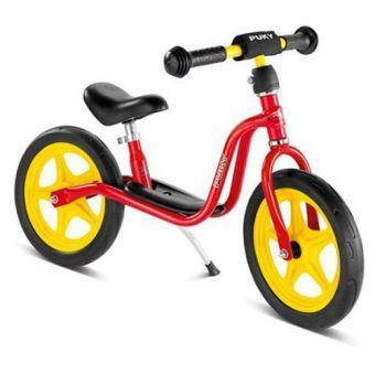 Дитячий Беговел велобіг від Пуки від 2 років Puky Laufrad LR 4014 Червоний (будинок)