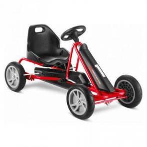 Педальная машина Puky F20 3323 Красный  (ФИТНЕС)