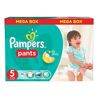 Подгузники-трусики Pampers Pants Junior 5 MEGA PACK ( 96 шт / 12-17 кг)