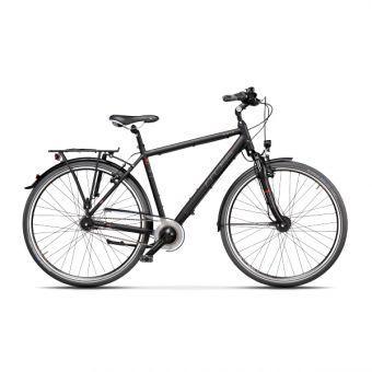 "Велосипед 28"" CROSS Citerra Man 7 spd рама 22"" 2018 серый (ФИТНЕС)"