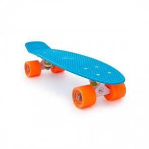 Скейт Baby Miller Original Fluor Blue (будинок)