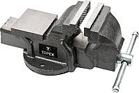Тиски слесарные TOPEX 75 мм (07A107)